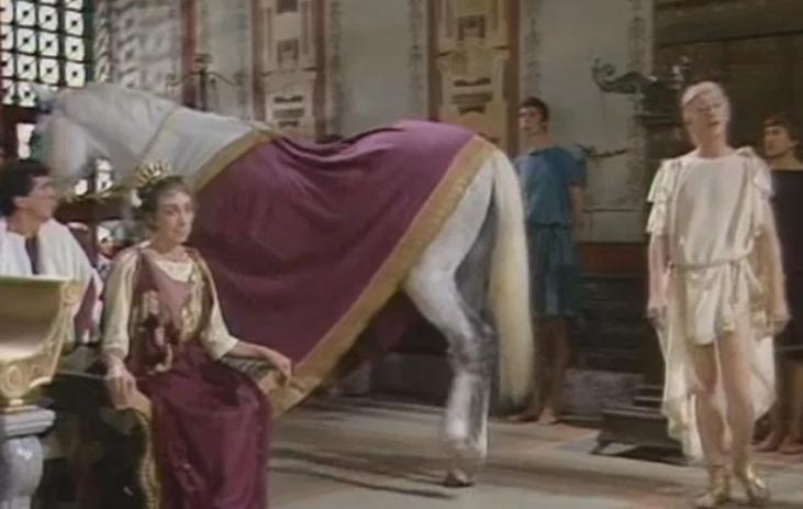 Конь в парламенте