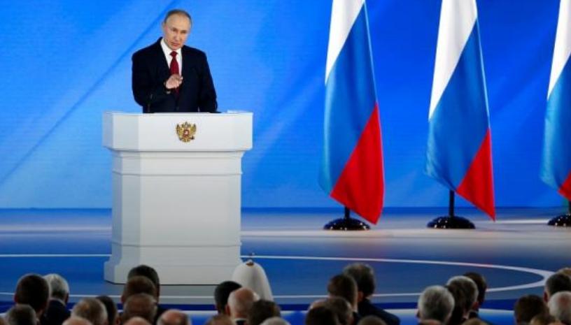 Путин объявил Украине войну