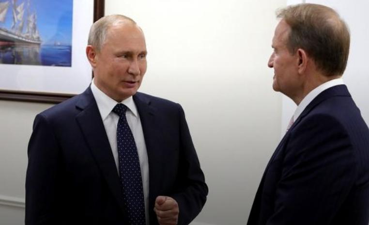 """Як Медведчук, Путін і """"п'ята колона"""" підштовхують ЗЕ-владу на зраду"""