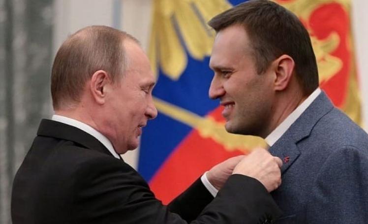 Путин vs Путина