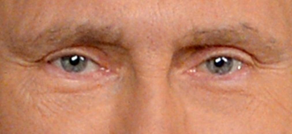 Очі путіна вже близько