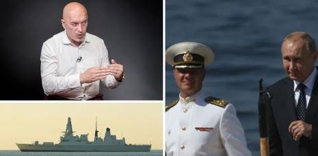 Тука: Путін хоче відрізати Україну від морів і наплодити «республік»